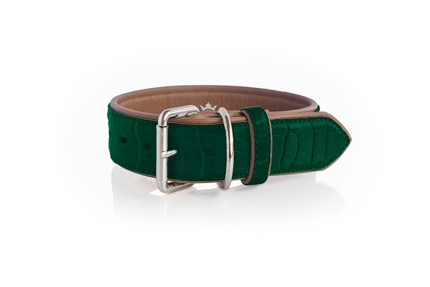 Racing Green – Cuoio